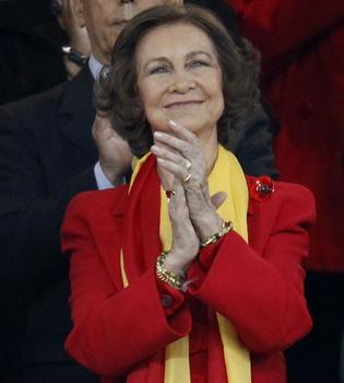 La Reina Sofía ha sido operada de la vista, según Jaime Peñafiel