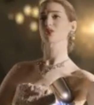 Evita 'resucita' de la mano de Anne Hathaway