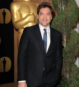 Javier Bardem, presentador y flamante nominado a los Oscars 2011