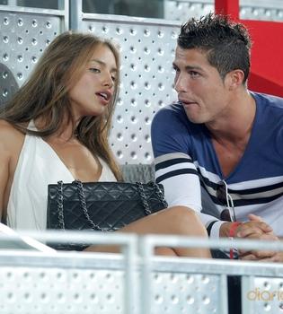 Cristiano Ronaldo e Irina Shayk: ¿Embarazo y boda?
