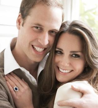 El príncipe Guillermo y Kate Middleton ya tienen web oficial de su boda