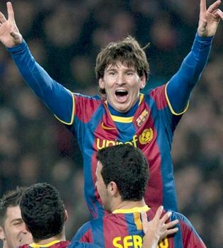 10 millones de espectadores pendientes del Barça-Arsenal