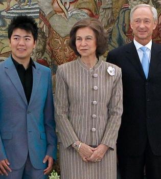 La Reina recibe el Premio Montblanc por ser una mecenas ejemplar