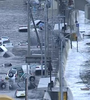 California se despertará con un Tsunami en sus playas