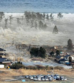Cadena de correos electrónicos para informar sobre el tsunami del Pacífico