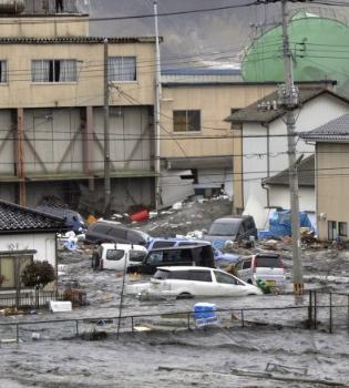Tras días de subida, el precio del petroleo baja a causa del terremoto de Japón