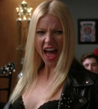 Gwyneth Paltrow, ¿tan sexy, tan sexy en 'Glee', que podría ser censurada?