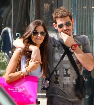Rumores de embarazo para Iker Casillas y Sara Carbonero