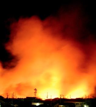La central nuclear de Fukushima vuelve a explotar tras el terremoto y tsunami de Japón