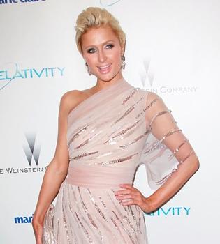 Paris Hilton tiene el instinto maternal a flor piel