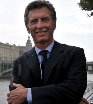 El alcalde de Buenos Aires será padre a los 51 años