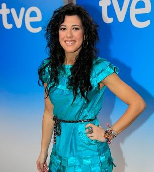 Lucía Pérez cantará la número 22 en el Festival de Eurovisión