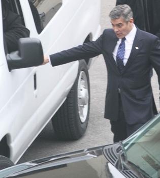 Un ángel llamado George Clooney