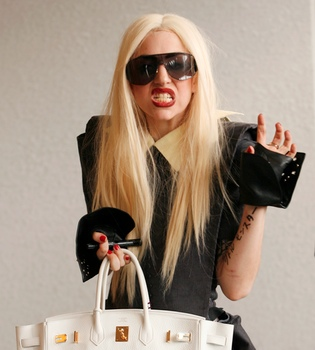 Lady Gaga se está quedando calva