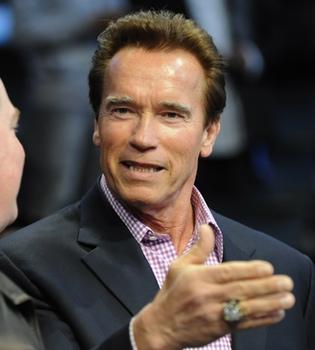 Arnold Schwarzenegger protagonizará una serie de televisión