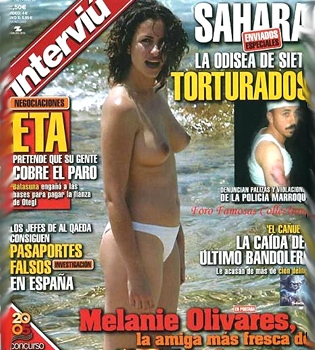 Melanie Olivares recurrirá la sentencia contra Interviú