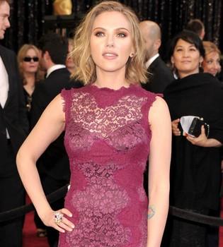 Continúan los rumores de noviazgo entre Scarlett Johansson y Sean Penn