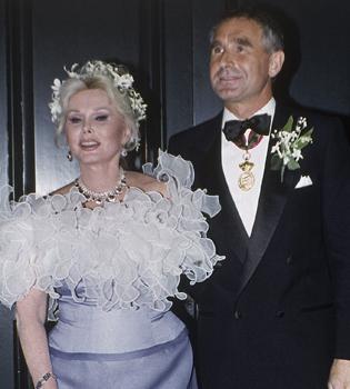 Zsa Zsa Gabor teme su propia muerte inminentemente tras la de Elizabeth Taylor
