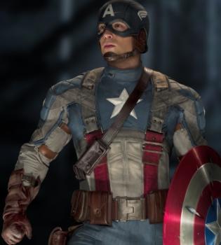 La impactante trasformación de Chris Evans en el nuevo trailer de 'Capitán América'