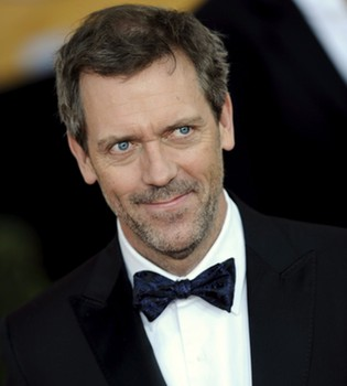 Hugh Laurie se pasa a la música: publica su primer disco