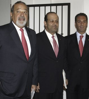 El primogénito del multimillonario Carlos Slim espera su primer hijo
