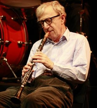 Woody Allen de nuevo en España, en su Asturias querida para tocar jazz
