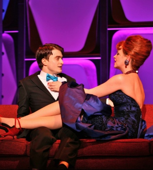 Daniel Radcliffe estrena en Broadway