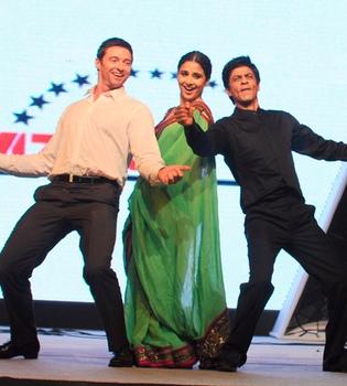 Hugh Jackman se lanza a la conquista de Bollywood