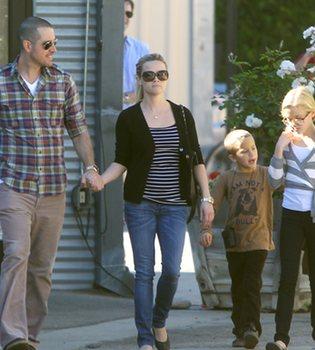 Scarlett Johansson, testigo de la boda entre Reese Witherspoon y Jim Toth