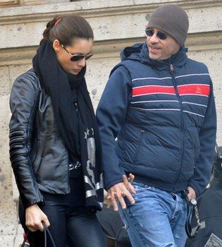 Eros Ramazzotti será padre por segunda vez con su novia, Marika Pellegrinelli
