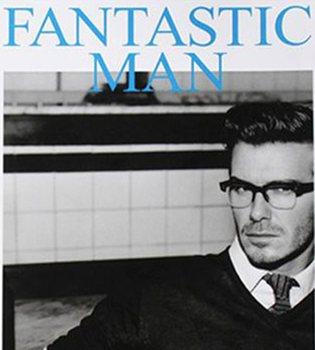 David Beckham, todo un gentleman británico de la mano de YSL y Dior