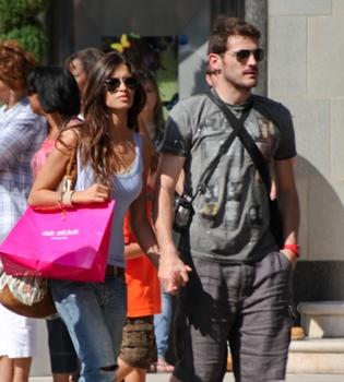 La escapada de Iker Casillas y Sara Carbonero en avión privado
