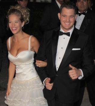 Roban a Luisana Lopilato mientras celebraba su boda con Michael Bublé