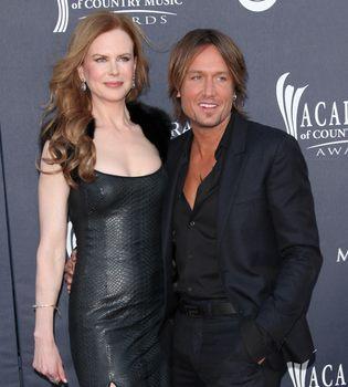 Nicole Kidman y Keith Urban, en una luna de miel constante