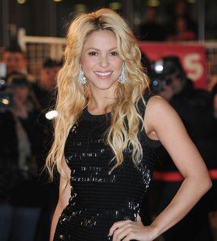 Shakira inicia en Barcelona su gira 'Sale el sol' por España