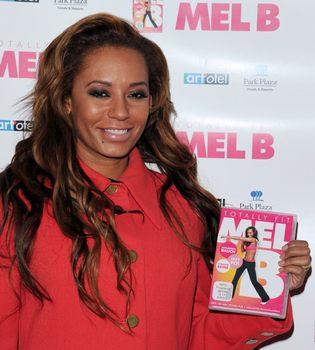 Mel B, protagonista de un videojuego de baile