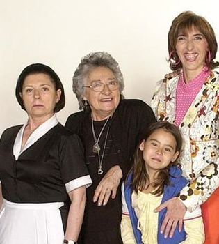 Fallece Isabel Osca, Críspula de 'Mis adorables vecinos'
