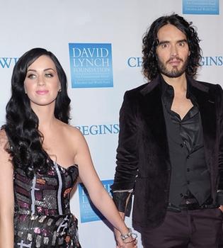 Russell Brand, harto de las fiestas de Katy Perry