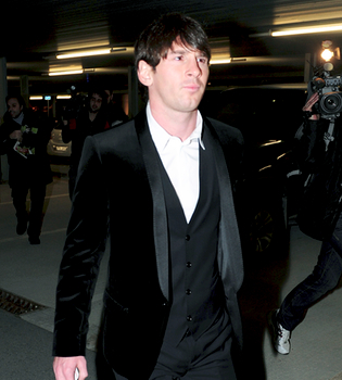 Tirotean la casa del hermano de Leo Messi