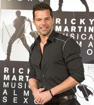 Ricky Martin traerá 'MAS' a Madrid, Barcelona, Murcia y Málaga