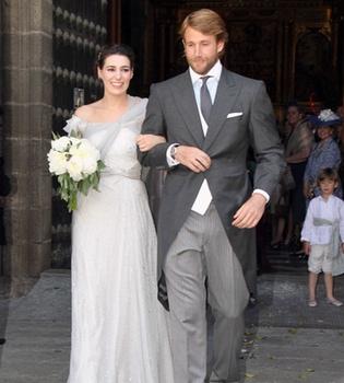 La hija de Bertín Osborne, Eugenia Ortiz, se ha casado con su novio Juan