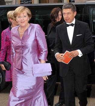 Angela Merkel, de vacaciones de Semana Santa en La Gomera