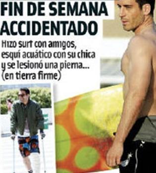 El accidente de Miguel Ángel Silvestre obliga a detener el rodaje de su película
