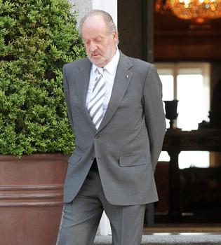 El Rey reaparece tras su polémica ausencia en Mallorca