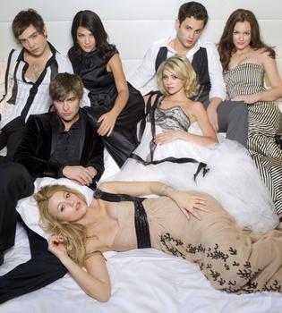 'Gossip Girl' prepara su quinta temporada