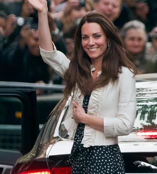 Última foto de Kate Middleton antes de convertirse en Princesa de Inglaterra