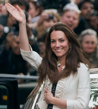 Kate Middleton, princesa de Gales y duquesa de Cambridge