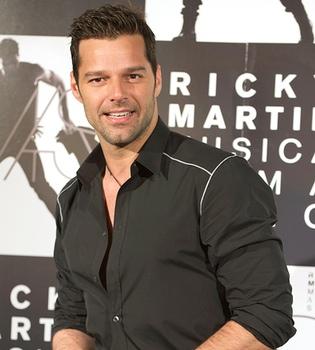Las entradas para ver a Ricky Martin en España, a la venta