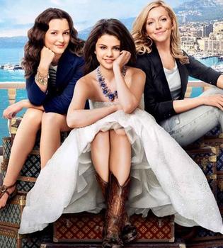 Nueva imagen de Selena Gómez y Leighton Meester en 'Monte Carlo'