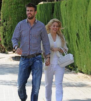El amor de Shakira y Piqué, protagonista de '7 días y 7 noches'